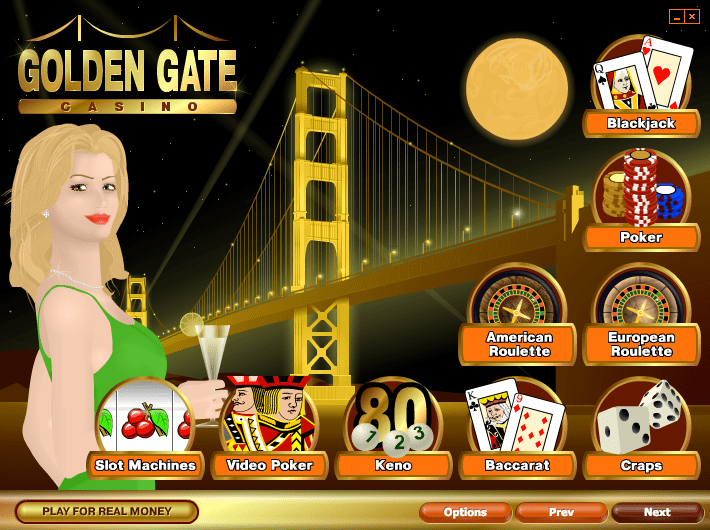 Golden Bridge Casino