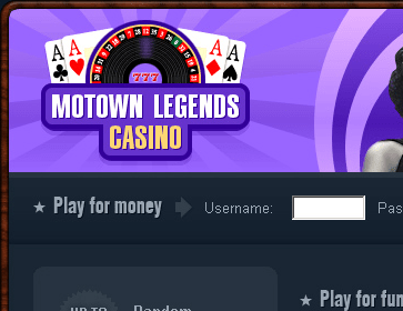 Motown Legends Casino